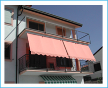 Tende Da Sole Per Balcone : Tende da sole per balconi tenditalia